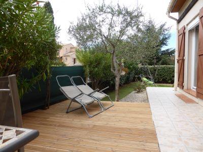 Terrace Location Villa 113023 Hyères