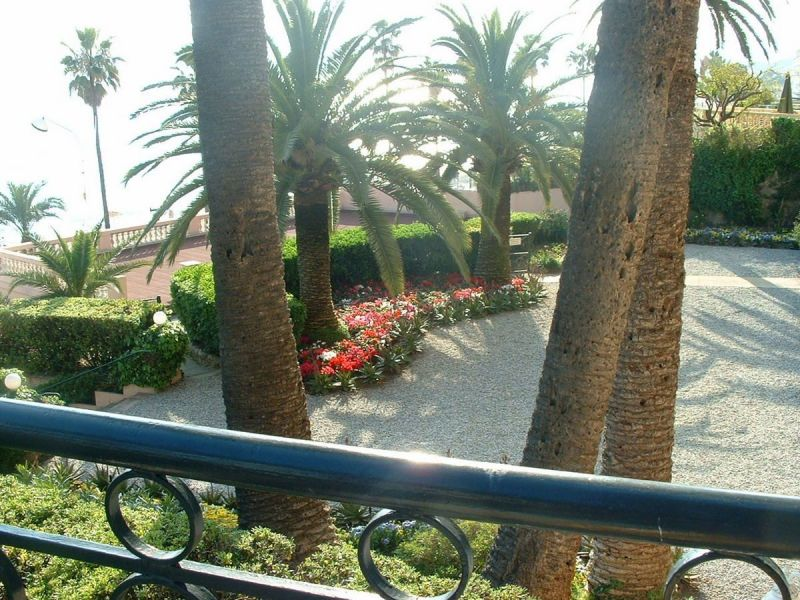 View from the balcony Location Apartment 113326 Cannes