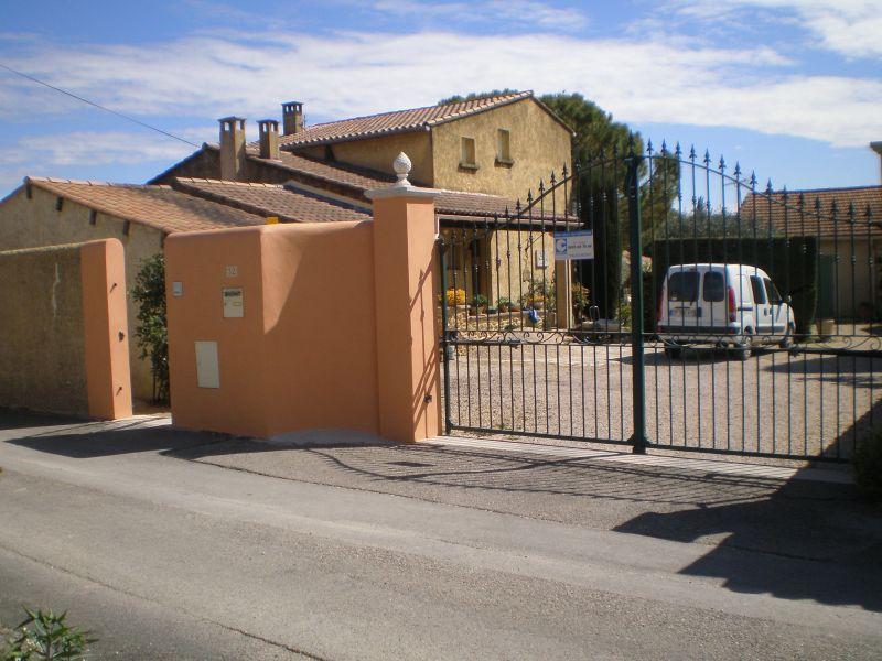 Hall Location Self-catering property 113447 Sainte-Cécile-les-Vignes