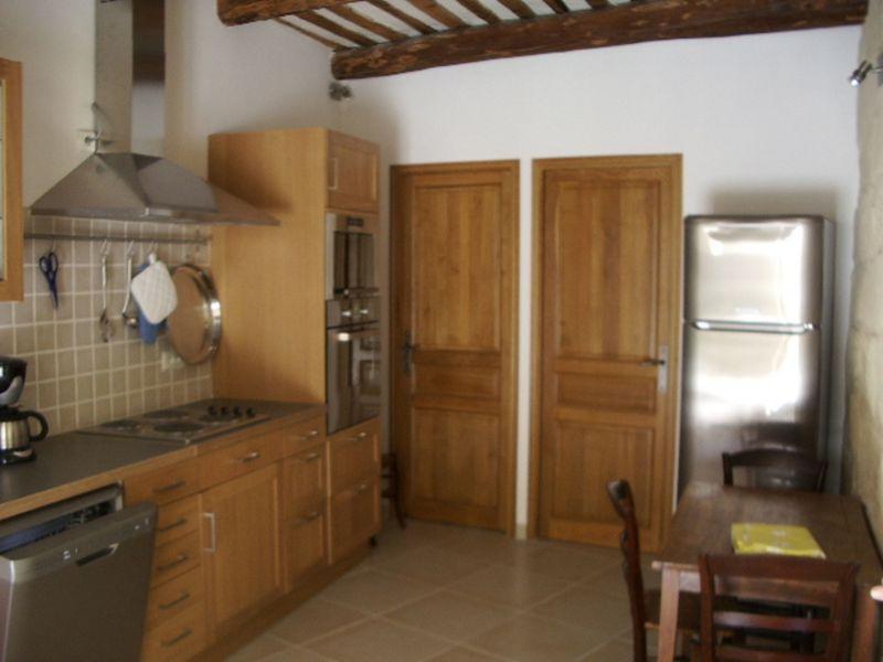 Sep. kitchen Location House 114445 Uzès