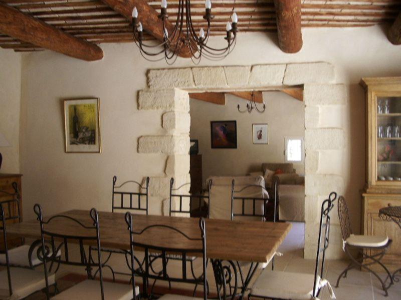 Dining room Location House 114445 Uzès