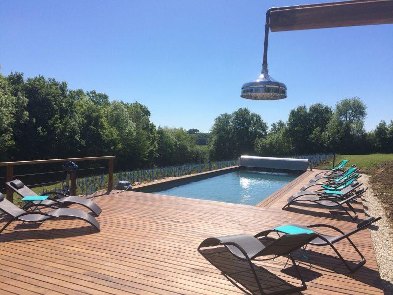 Swimming pool Location House 115407 Brive-la-Gaillarde