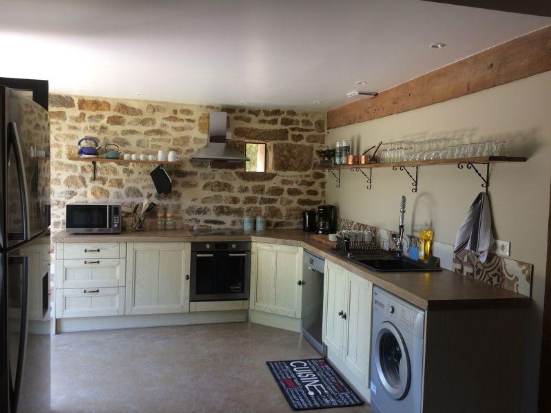 Open-plan kitchen Location House 115407 Brive-la-Gaillarde