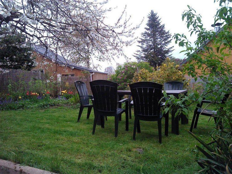 Garden Location House 116168 Dinan
