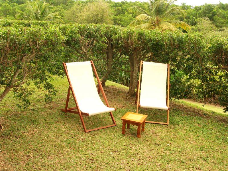 Garden Location Apartment 66397 Sainte Anne (Guadeloupe)