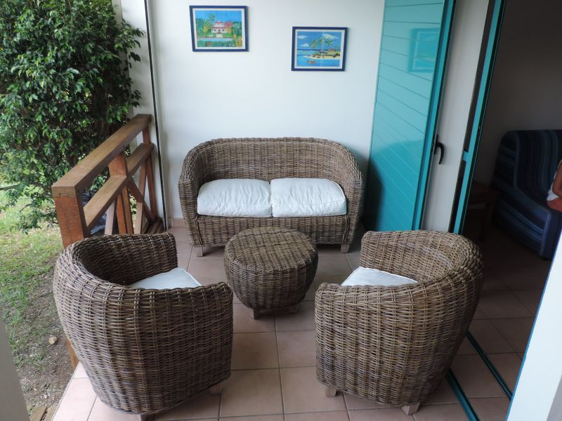 Sitting room Location Apartment 66397 Sainte Anne (Guadeloupe)