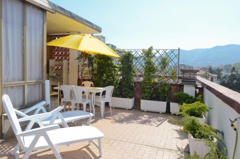 View from terrace Location Apartment 71921 La Spezia