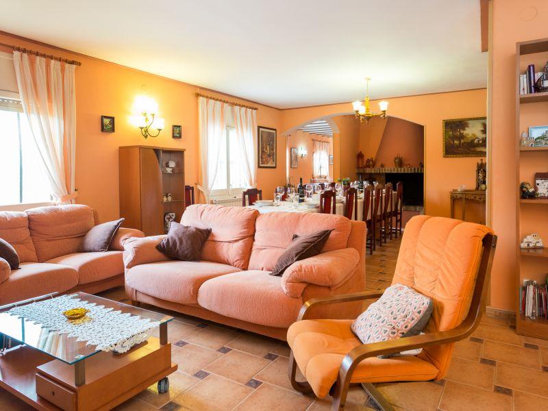 Sitting room Location Villa 72356 Sitges