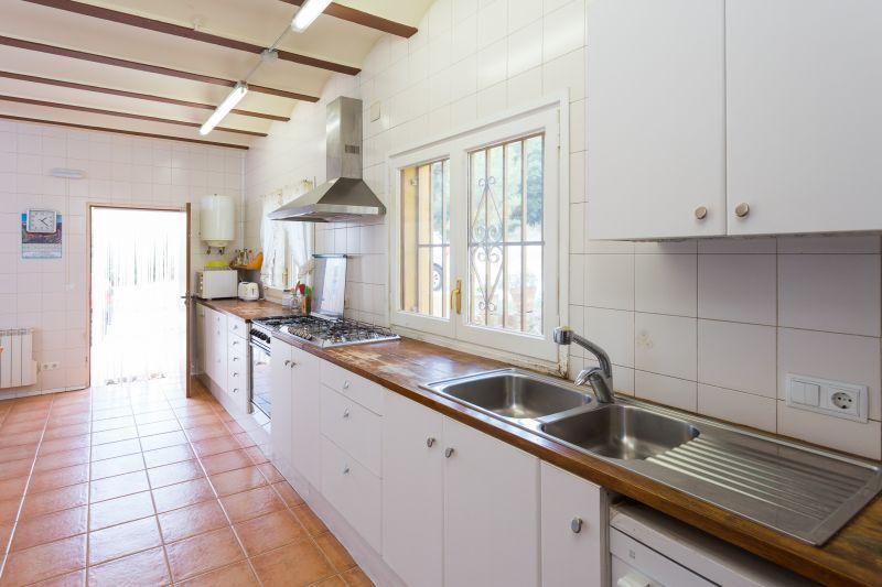 Sep. kitchen Location Villa 72356 Sitges