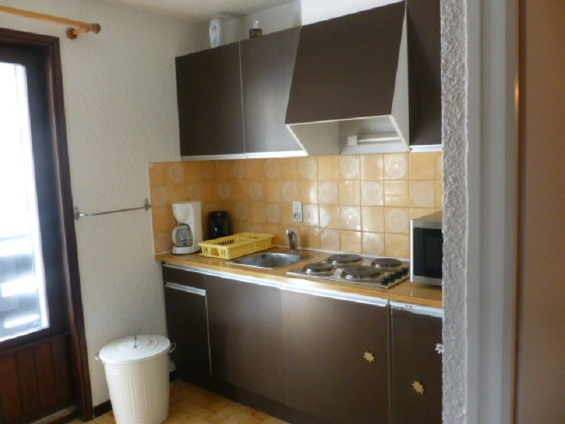 Kitchenette Location Apartment 74513 Thollon Les Mémises