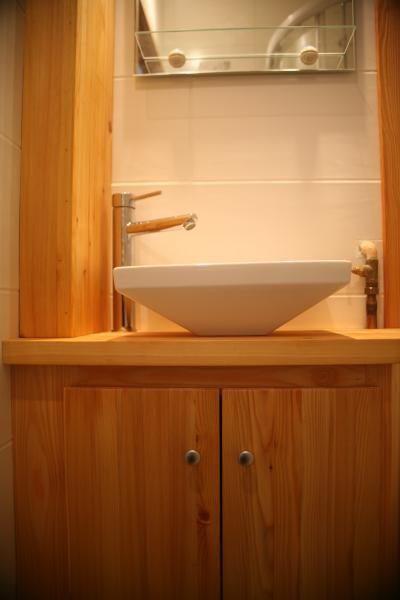 bathroom Location Studio apartment 74661 Serre Chevalier