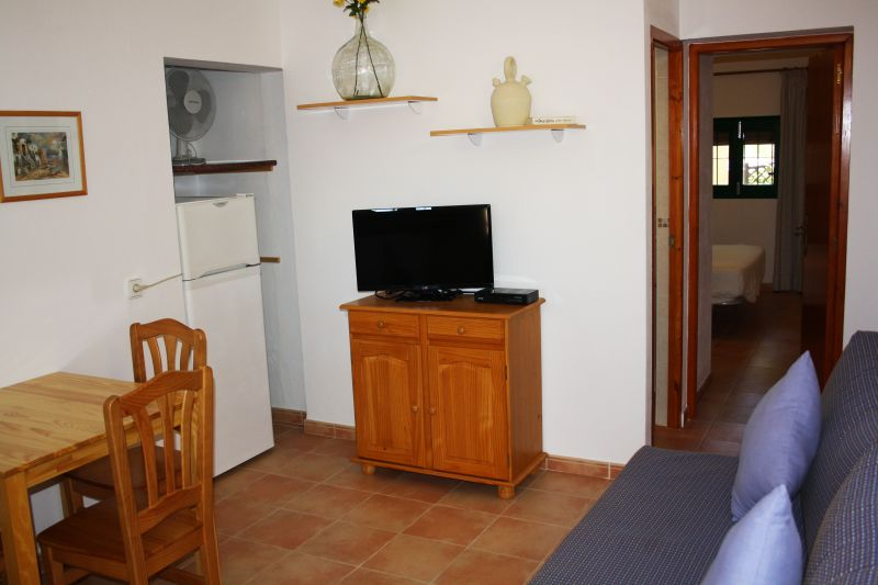 Living room Location Apartment 76917 Formentera