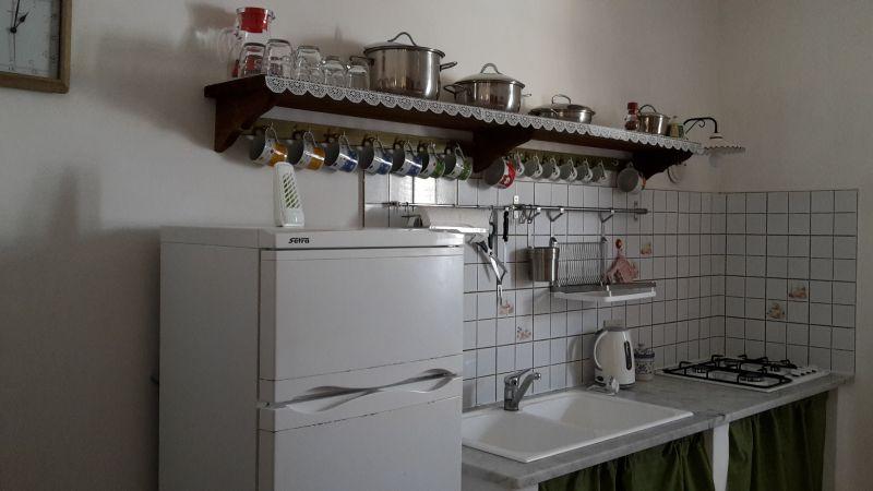 Kitchenette Location Apartment 78356 Tre Fontane