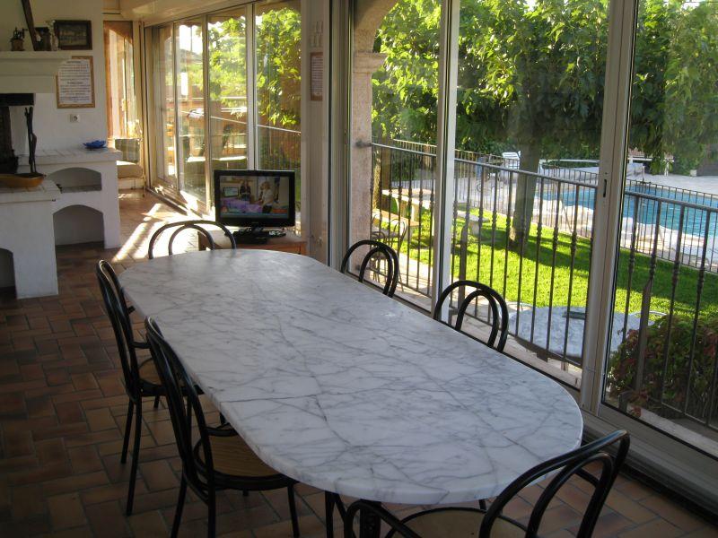 Living room Location Villa 78620 Saint Tropez