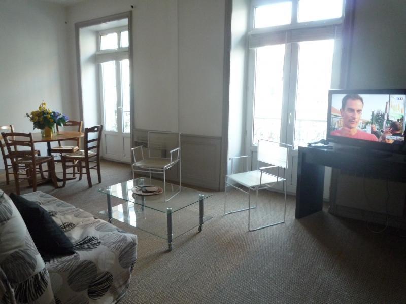 Living room Location Apartment 78927 Vannes