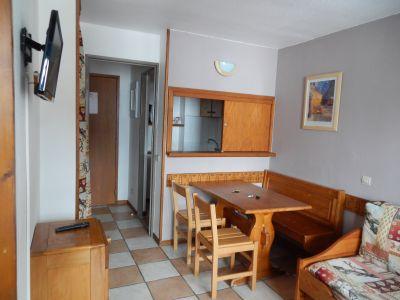 Living Room Location One-room studio flat 80546 Tignes
