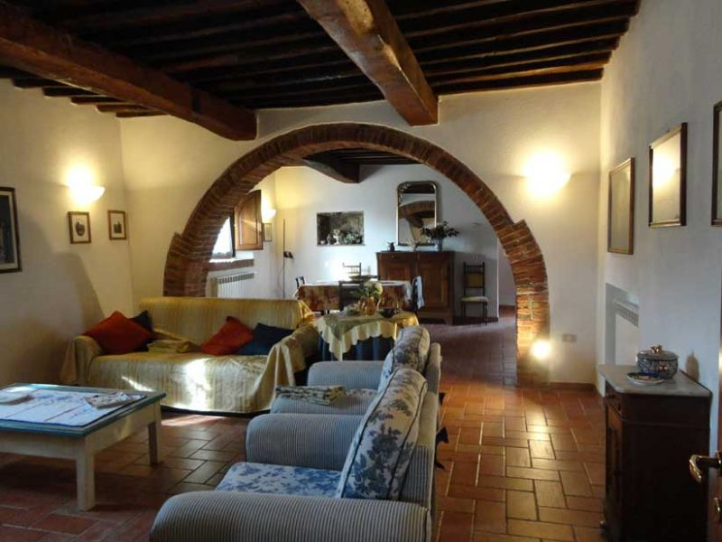 Other view Location Self-catering property 80832 Gavorrano