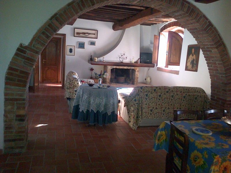 Living room Location Self-catering property 80832 Gavorrano