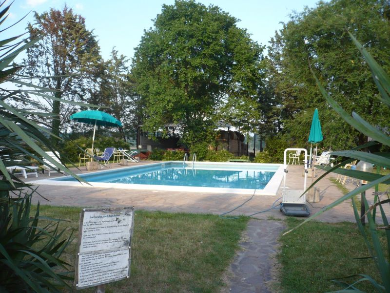 Swimming pool Location Self-catering property 80832 Gavorrano