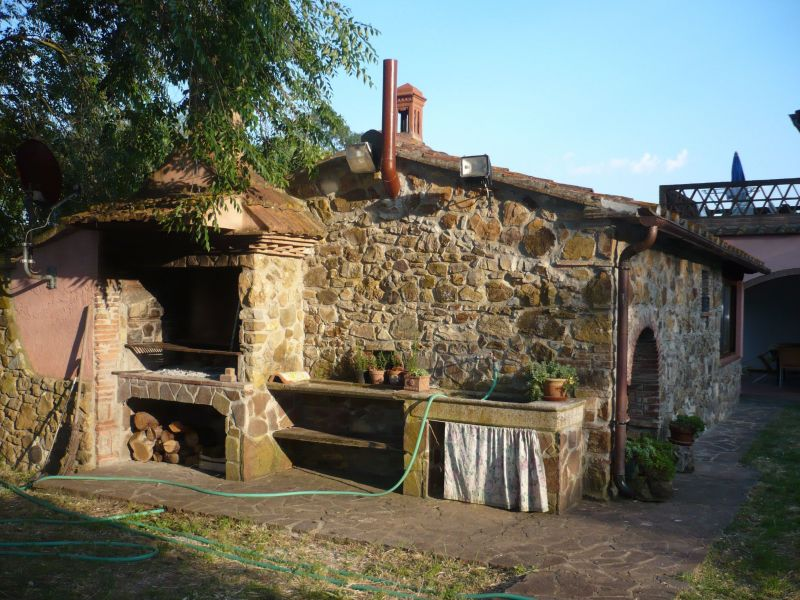 Summer kitchen Location Self-catering property 80832 Gavorrano