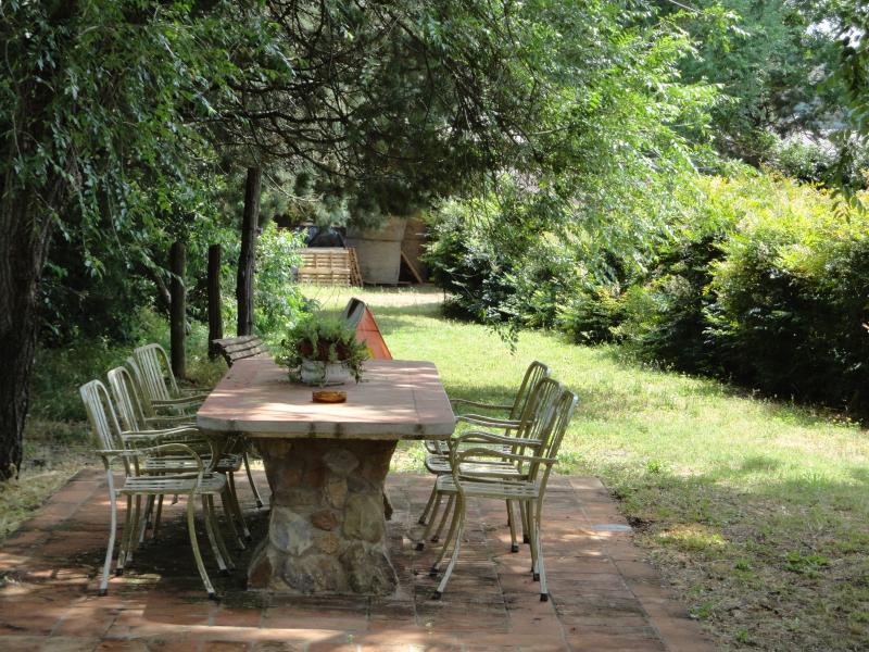 Garden Location Self-catering property 80832 Gavorrano