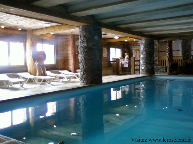 Swimming pool Location Apartment 90494 Les Arcs