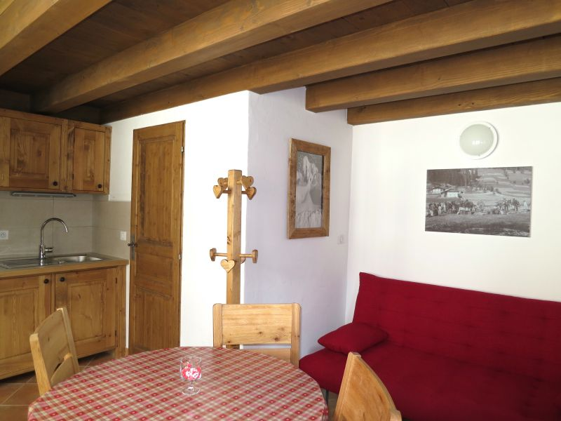 Living room Location Apartment 93265 Pralognan la Vanoise