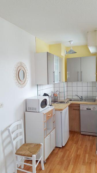 Kitchenette Location Studio apartment 97080 Wimereux