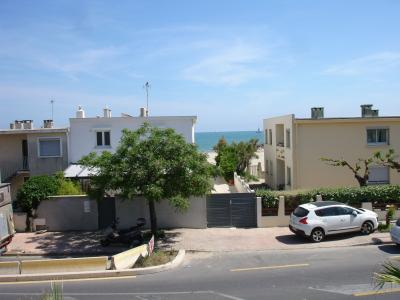 View from the balcony Location Flat 97096 Palavas-les-Flots