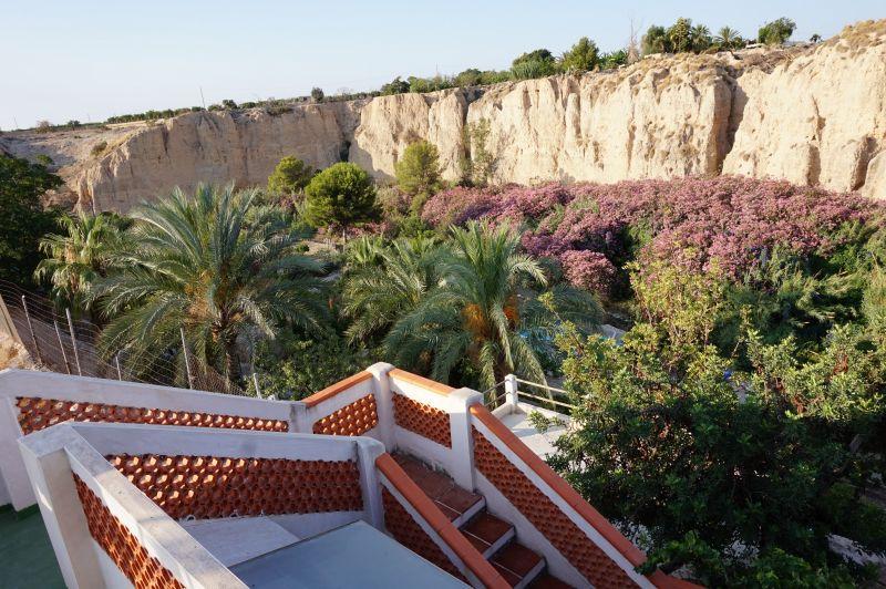 View from terrace Location Villa 97736 Benidorm