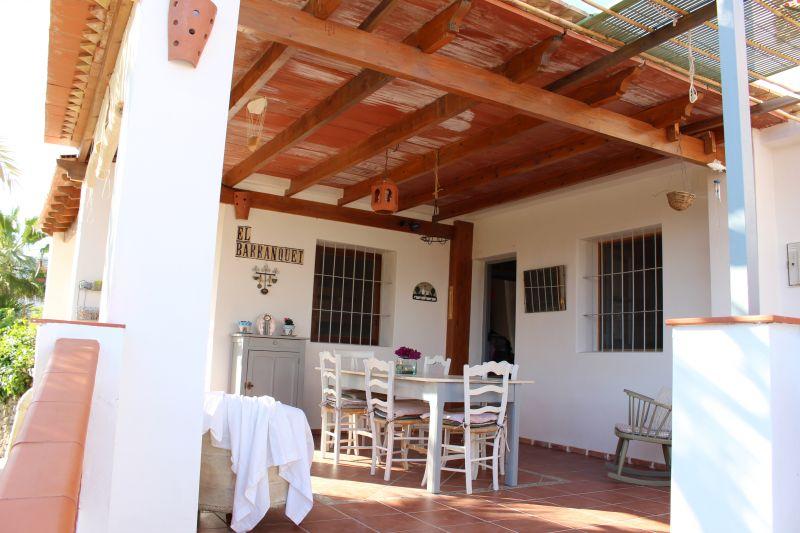 Terrace Location Villa 97736 Benidorm