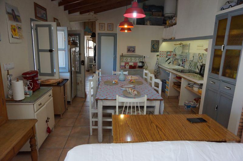 Sep. kitchen Location Villa 97736 Benidorm