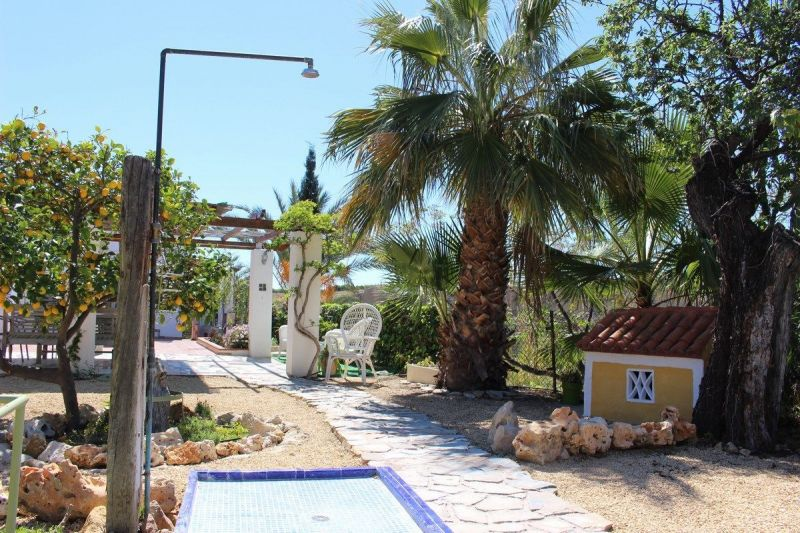 Garden Location Villa 97736 Benidorm