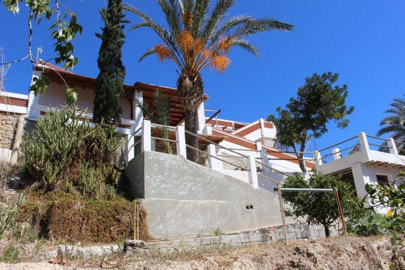 Outside view Location Villa 97736 Benidorm
