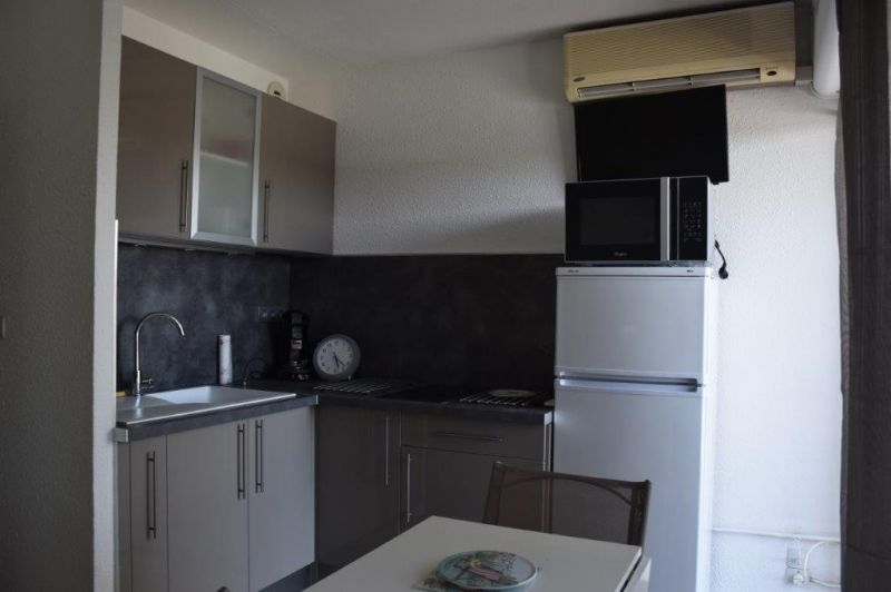 Kitchenette Location Studio apartment 98176 Port Camargue