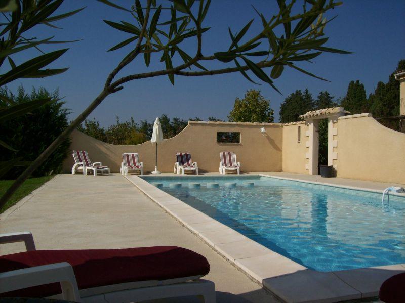 Swimming pool Location House 100030 Avignon