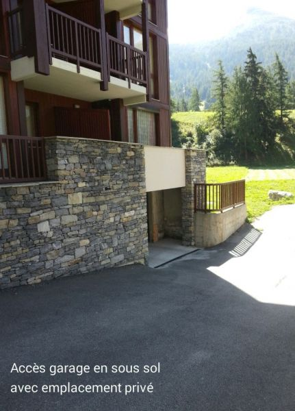 Outside view Location Apartment 101417 Val Cenis