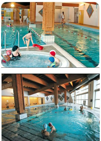 Swimming pool Location Apartment 101417 Val Cenis