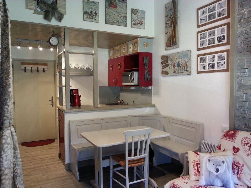Kitchenette Location Apartment 101417 Val Cenis