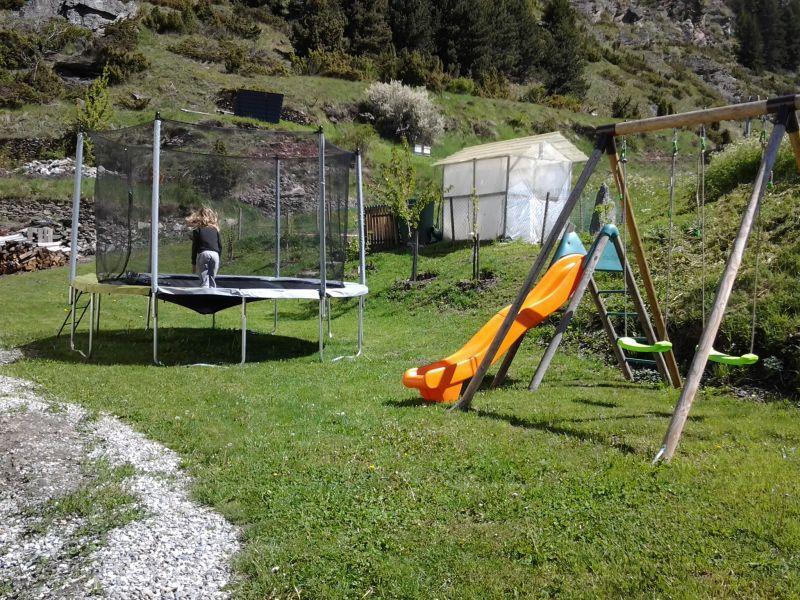 Garden Location Apartment 101423 Val Cenis