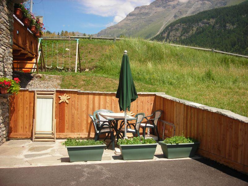 Terrace Location Apartment 101423 Val Cenis