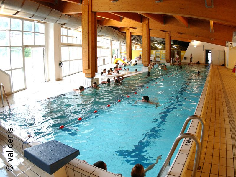 Swimming pool Location Apartment 101423 Val Cenis