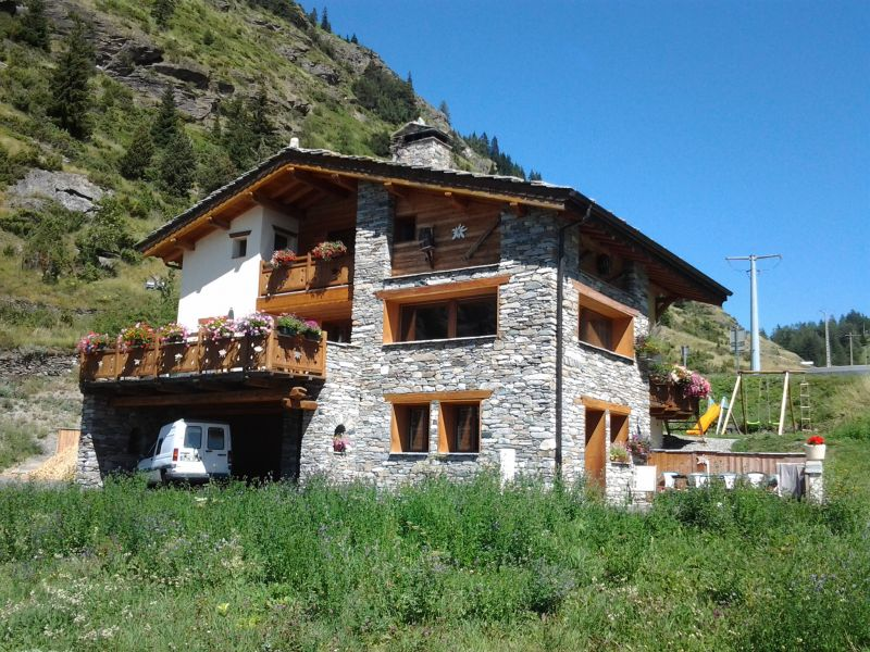 Outside view Location Apartment 101423 Val Cenis
