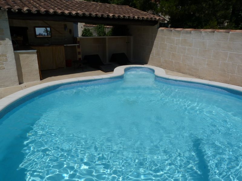 Swimming pool Location Apartment 101756 Vedène