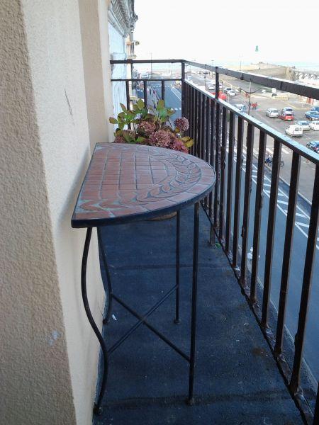 Balcony Location Apartment 101851 Le Tréport
