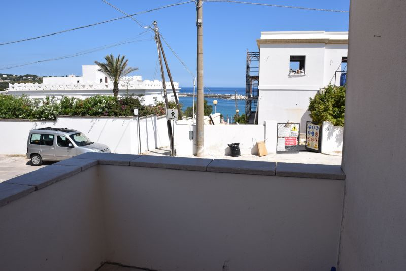 View from the balcony Location Apartment 105419 Santa Maria di Leuca
