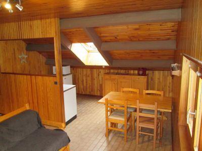 Location One-room studio flat 107127 Valloire