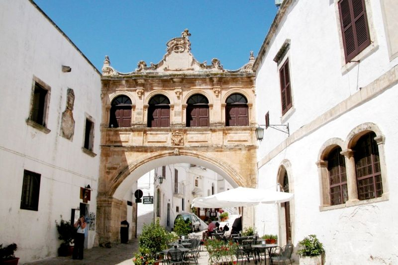 Outside view Location Apartment 109296 Ostuni