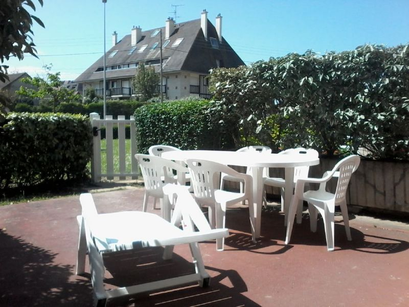 Garden Location Apartment 109681 Cabourg