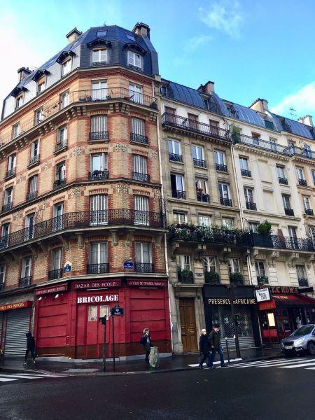 Outside view Location Studio apartment 113449 PARIS